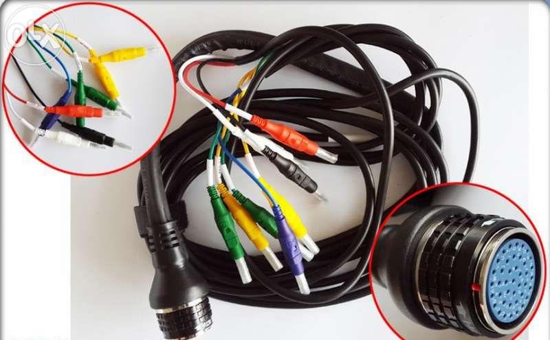 Диагностика за Мерцедес - STAR DIAGNOSIS SD CONNECT С4 Wi-Fi гр. Ямбол - image 5