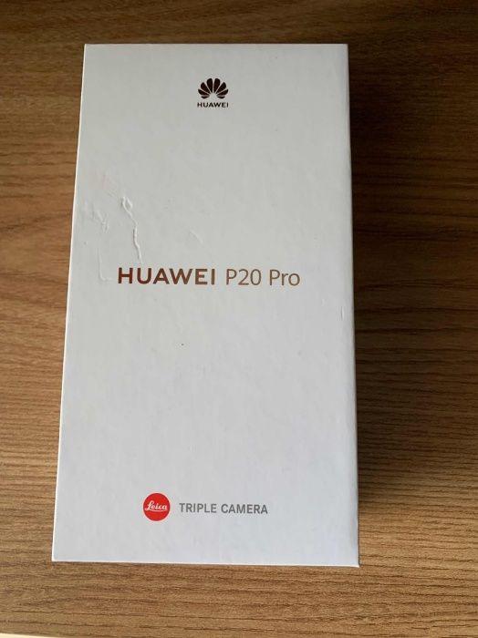 Huawei p20 pro 128Gb Dual sim: Selado novo na caixae com todos acessó