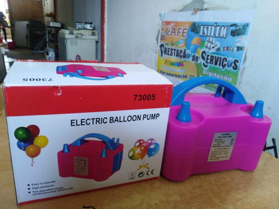 Aluguer de máquina para encher balões