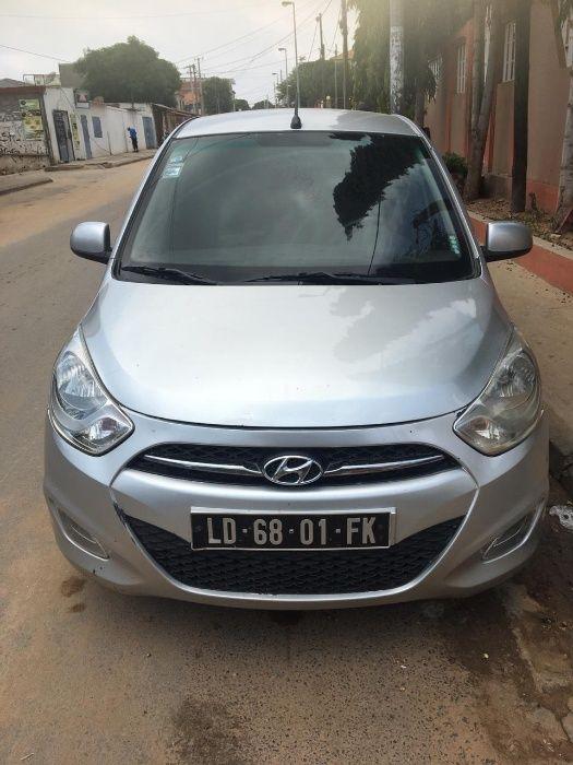 Hyundai i10 mais limpo da cidade
