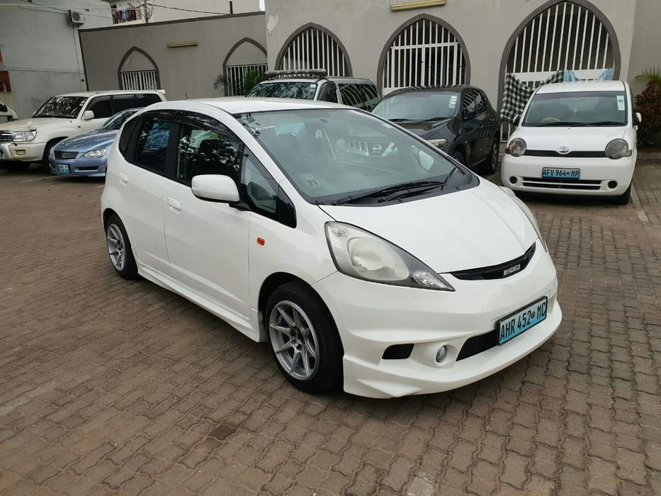 Vendo Honda Fit 2008