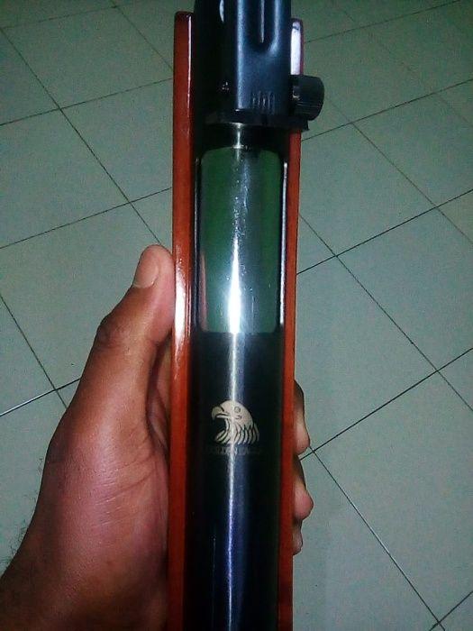 Carabina de pressão de ar B3-2, 5,5 mm Funda - imagem 2