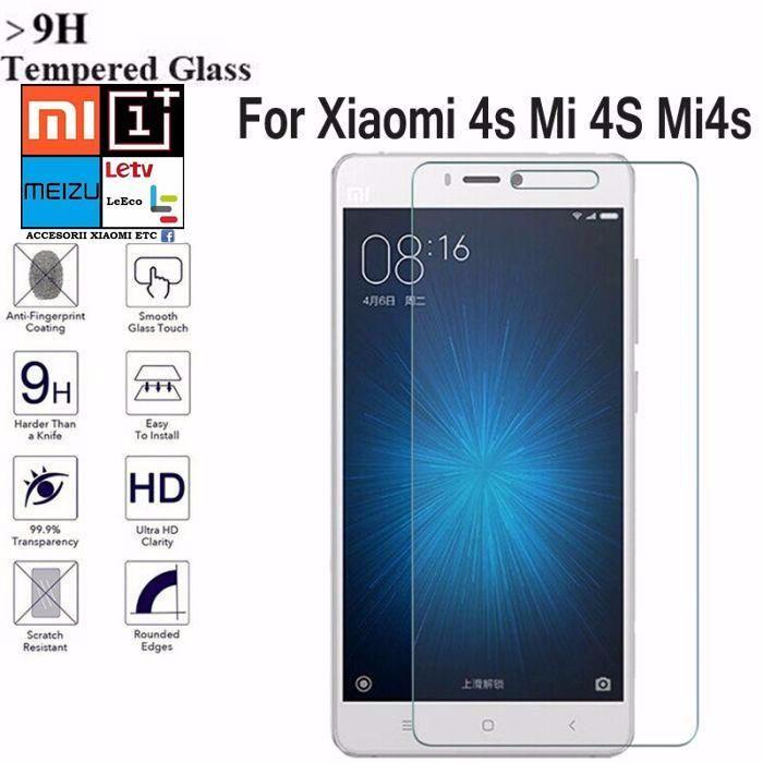 Folie Sticla Tempered Glass pt Xiaomi Mi4i, Xiaomi Mi4C, Xiaomi Mi4s