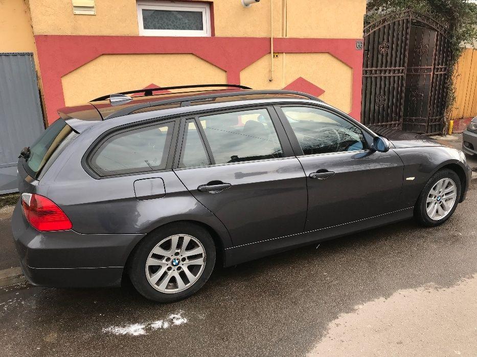 Dezmembrez BMW E91 320i an 2007 automat,motor N46B20B