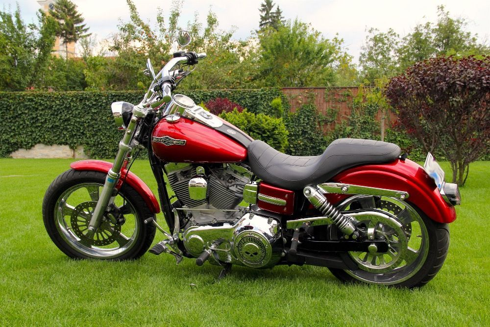 2008 Harley Davidson Dyna Super Glide Custom FXDC