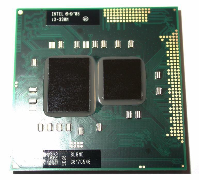 Procesor Laptop Intel Core i3-330M 3M Cache, 2.13 GHz (SLBMD)