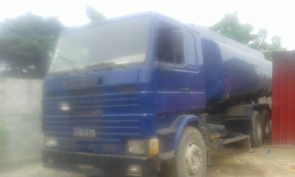 Scania cisterna