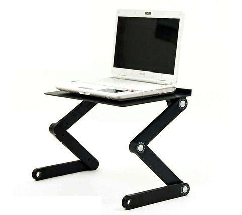 """Столик для ноутбука складной с вентиляторами """"Laptop Table T8"""""""