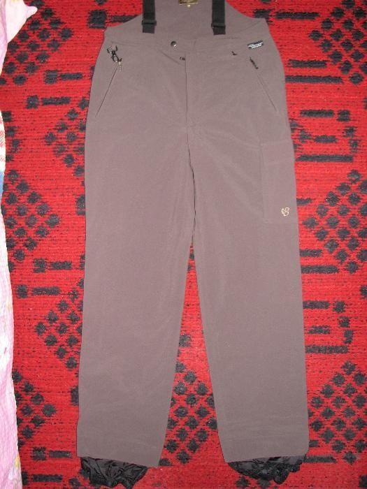 Pantaloni softshell tura / schi Bailo Schoeller Dryskin, marimea 50