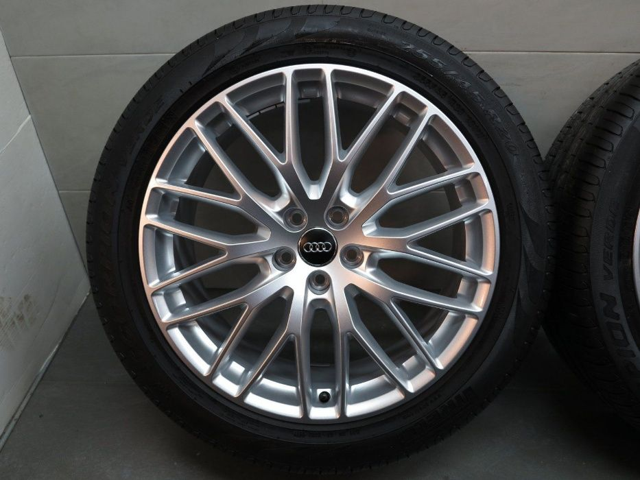 1 buc janta Original Audi Q5 SQ5 S-Line r20 cod 80a601025ab