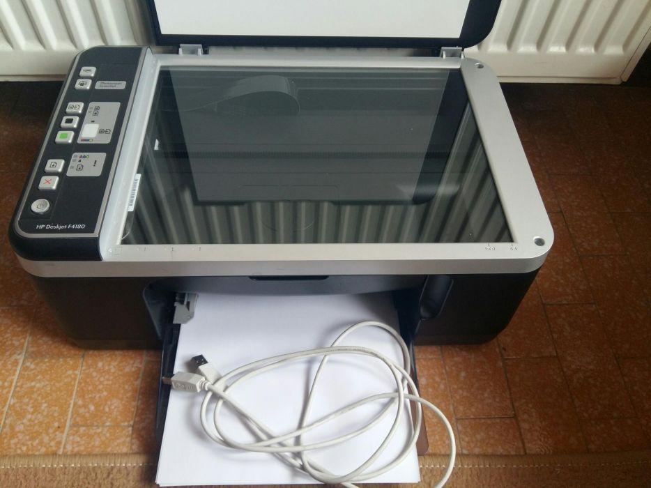 Imprimanta scaner copiator HP
