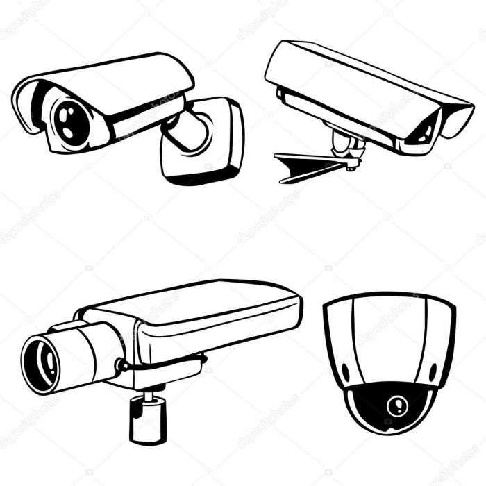 Vídeo Vigilância - CCTV (Vusualização pela Internet pelo telemóvel)