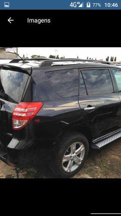 Toyota rav4 familiar novo venda
