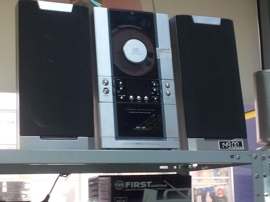Аудио сд система + касета ТСМ
