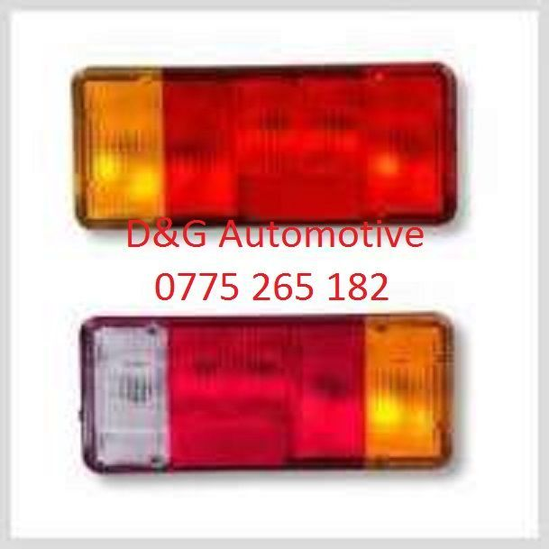 Stopuri Triple Iveco Daily Lampa Stop Iveco Daily Ford transit Fiat