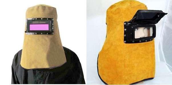 Соларни маски,шлемове,кожени сгъваеми маски,предпазни слюди и още,само гр. Пазарджик - image 2