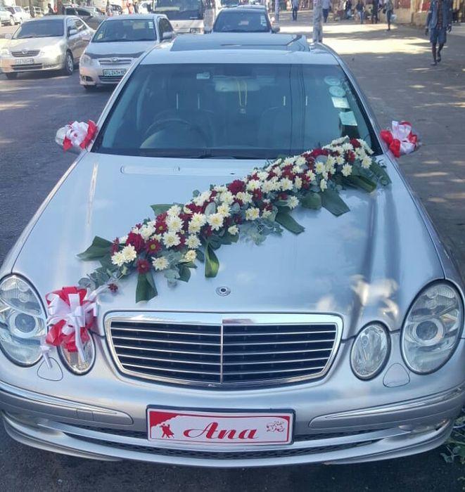 Mercedes E320 em Aluguer para Casamentos