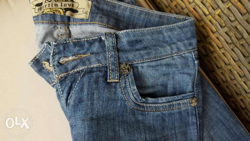 Дамски дънки - Roberto Cavalli Jeans - размер 26