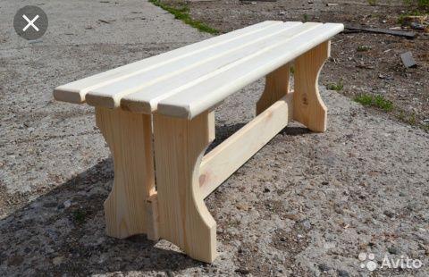 Лавки столы все для бани