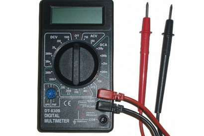 Мултиметър/мултимер/мултицет/мултитестер Dt830b Multimeter/multitester