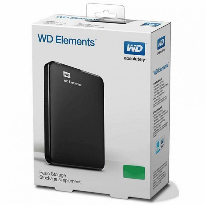 Case WD elements 3.0