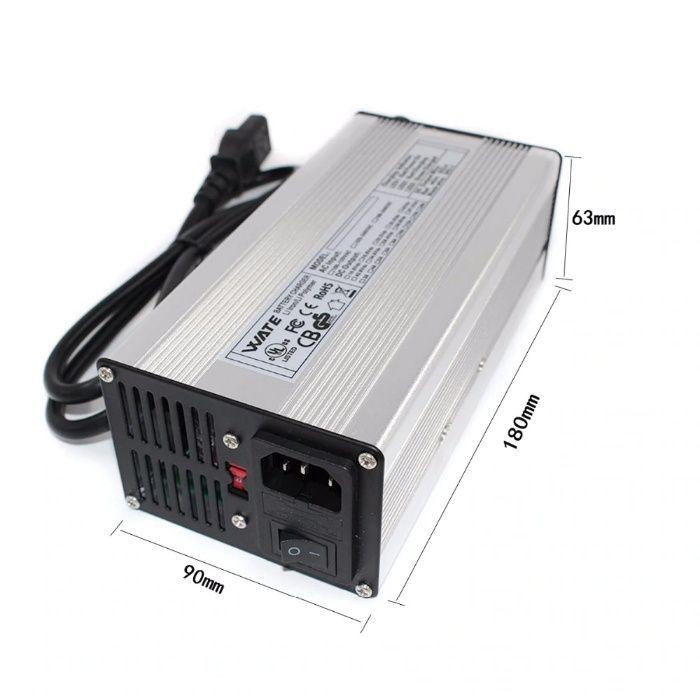 Зарядное устройство для электровелосипеда 88,2В. 4А. 300W