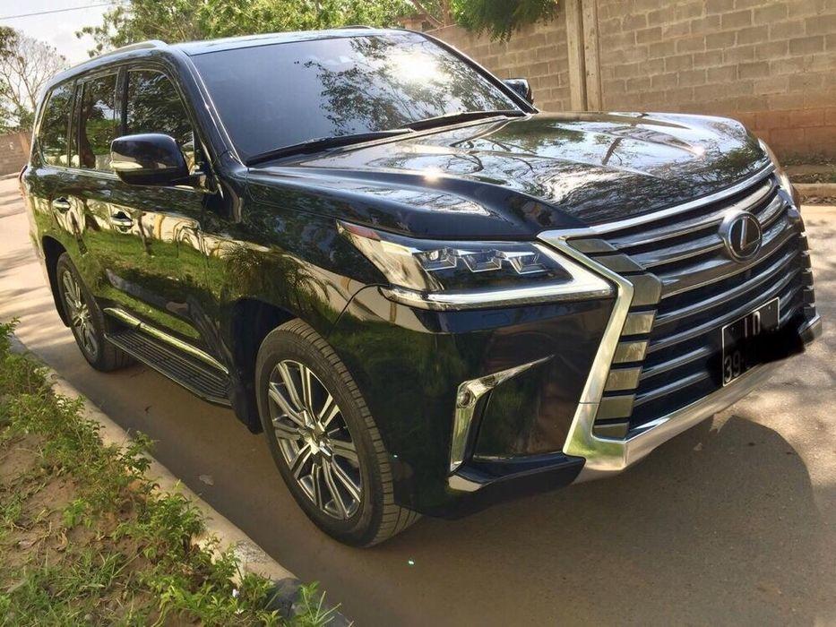 Lexus 570 sportplus 2018 semi novo 41.500.000 kz negociável