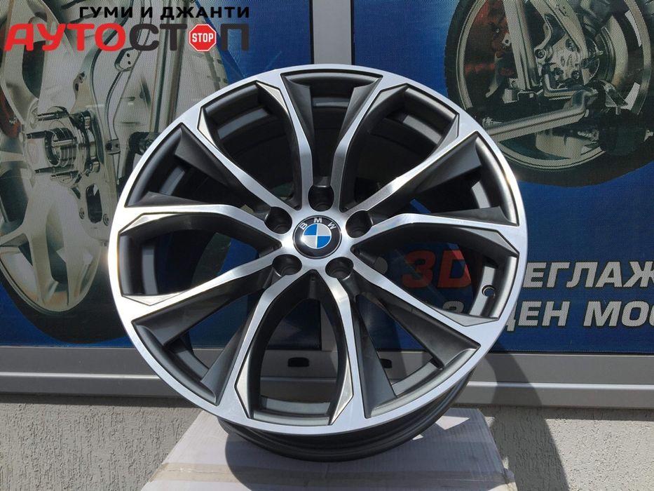 20 Джанти BMW X4 / X5 / X6 2017 - Sportpacket E70 / E71 / F15 / F16