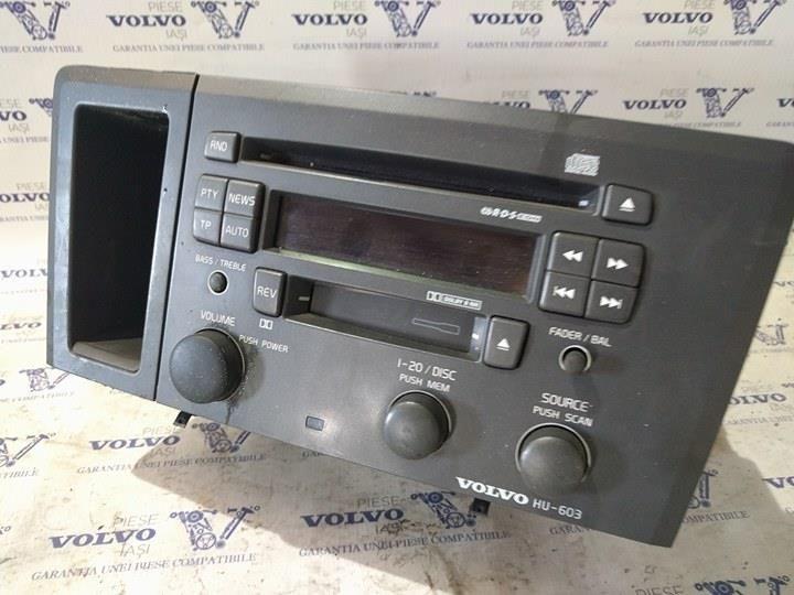 unitate audio HU603 volvo s60 v70