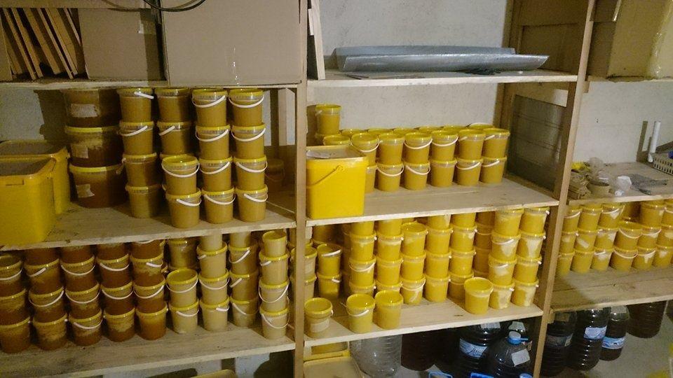 Продавам пчелен мед