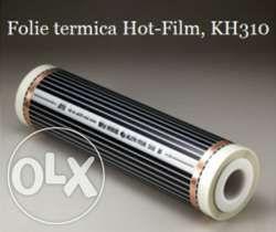 Incalzire electrica pardoseala, Hot-Film, tipul KH 310, latime 100 cm