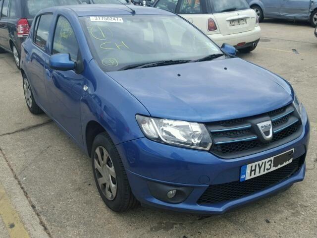 Dezmembrari Dacia Sandero 0.9 tce 2013