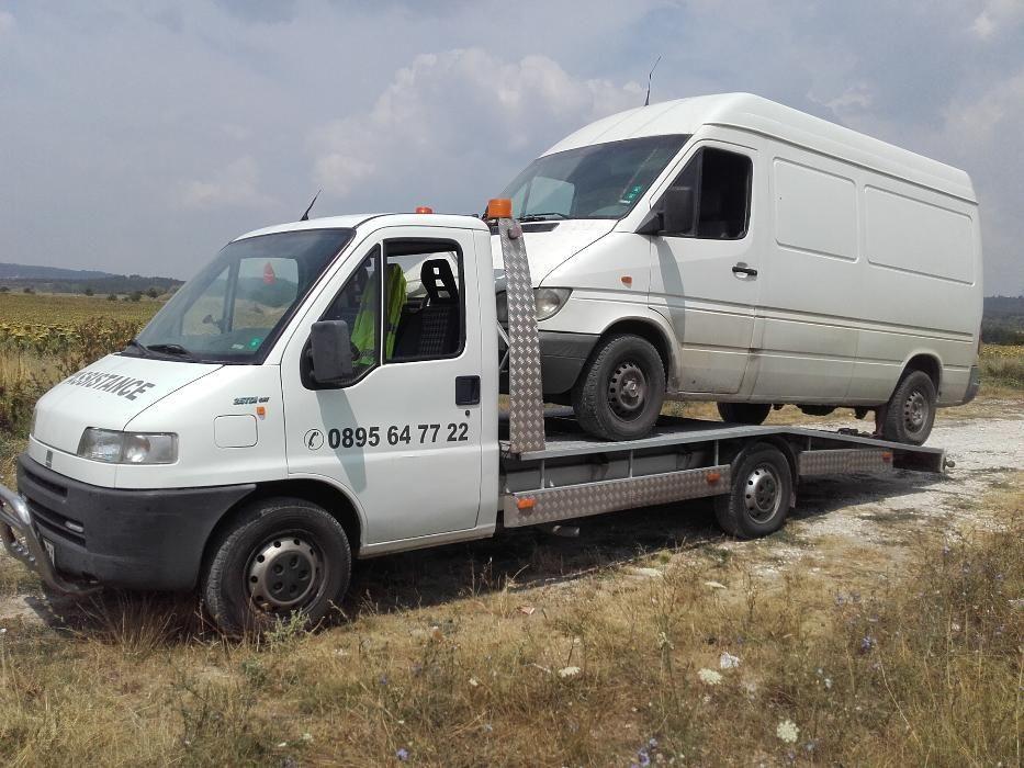 Пътна Помощ Варна Varna Assistance