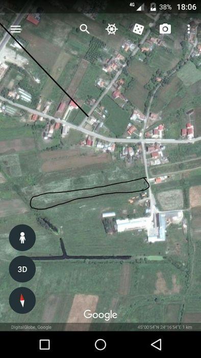 Vanzare  terenuri agricol Valcea, Babeni  - 0 EURO