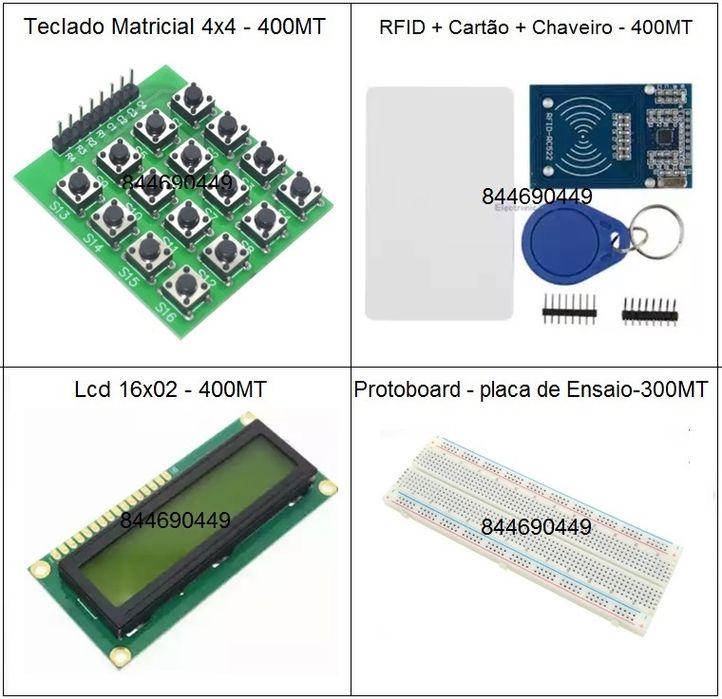 Lcd para Arduino