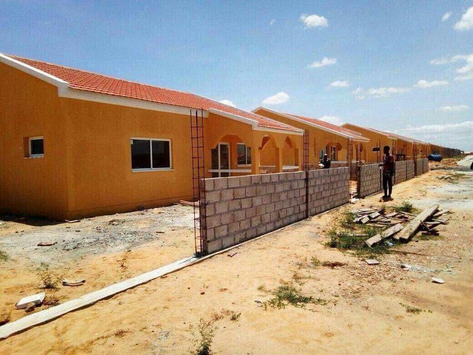 Venda de casas T3 inacabadas feita pela corretor de imoveis ADM