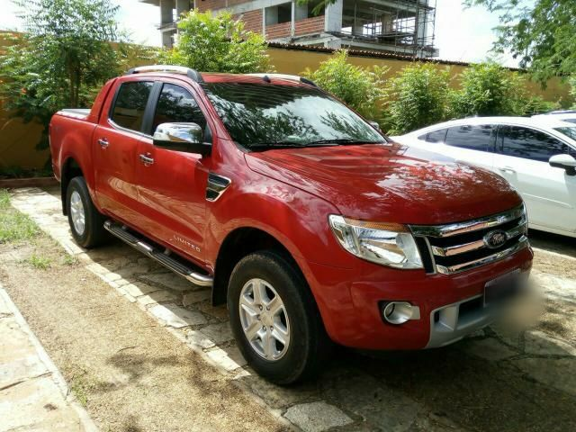 Ford ranger limited Auto 4x4