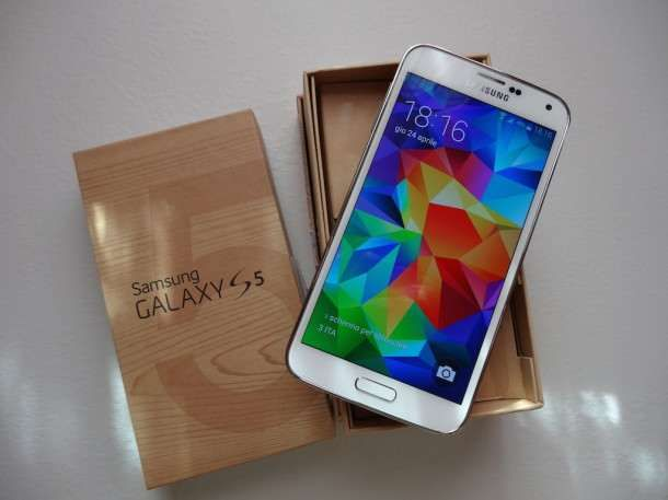 Samsung Galaxy S5 16Gb Novinho