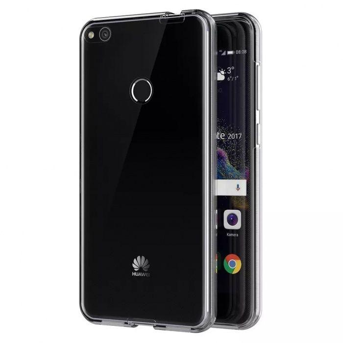 Гумен 360° градуса кейс за Huawei P9 P10 Lite Honor 8 Mate 10 Lite