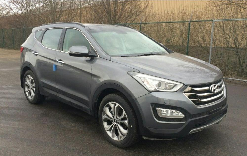 Hyundai santa fé Avenda