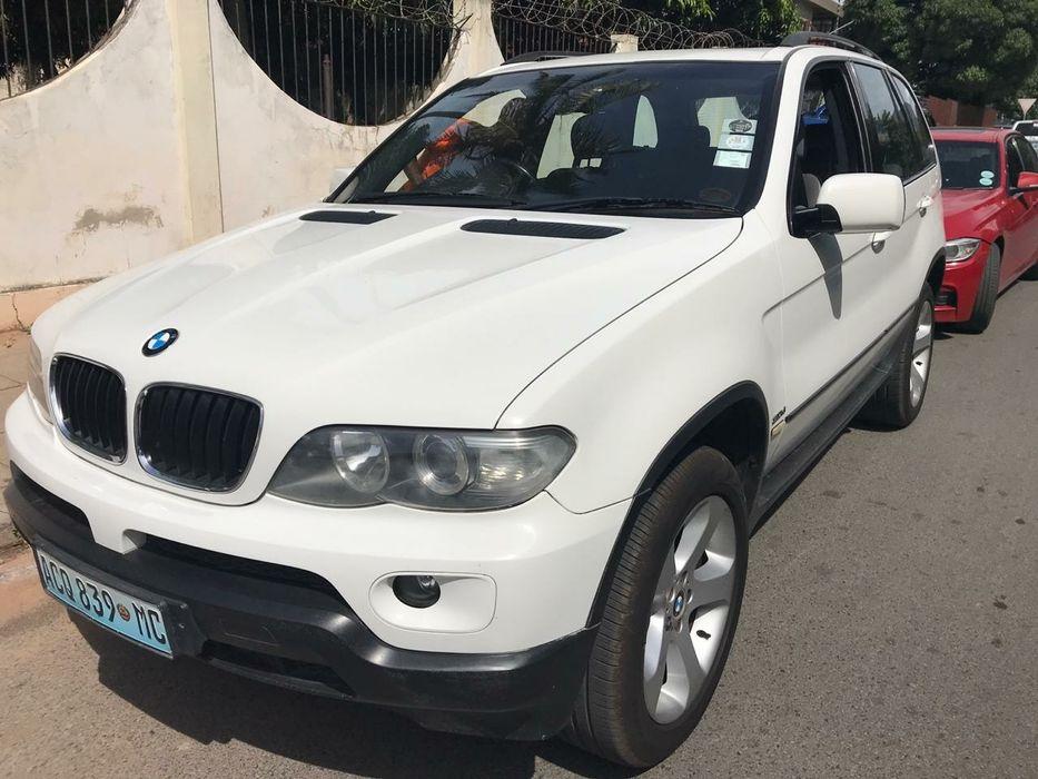 BMW X5 3.0d (diesel)