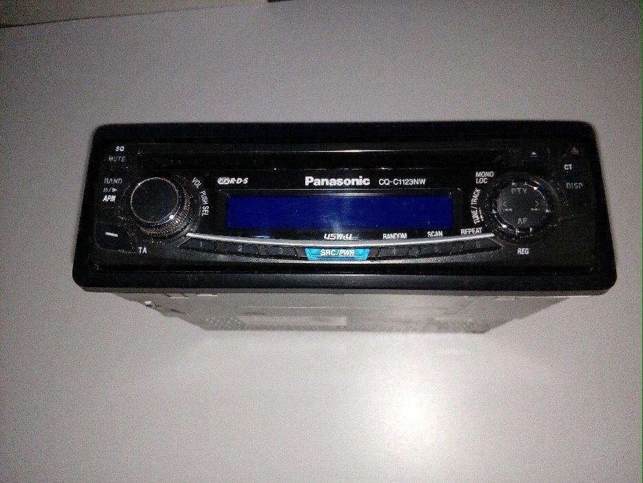 Vând sau schimb Radio/cd player Panasonic. Perfect funcțional.
