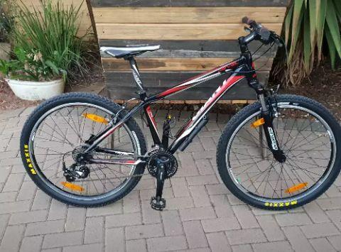 Bicicleta de montanha de 21 velocidades