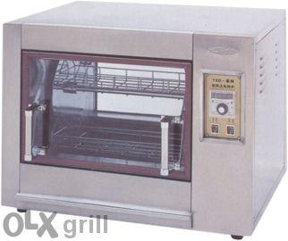 Well Maxi електрически грил за пилета