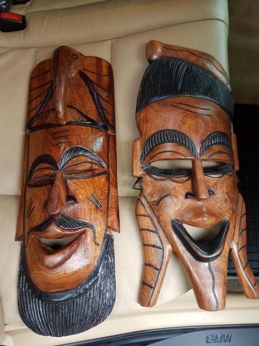 Африкански маски
