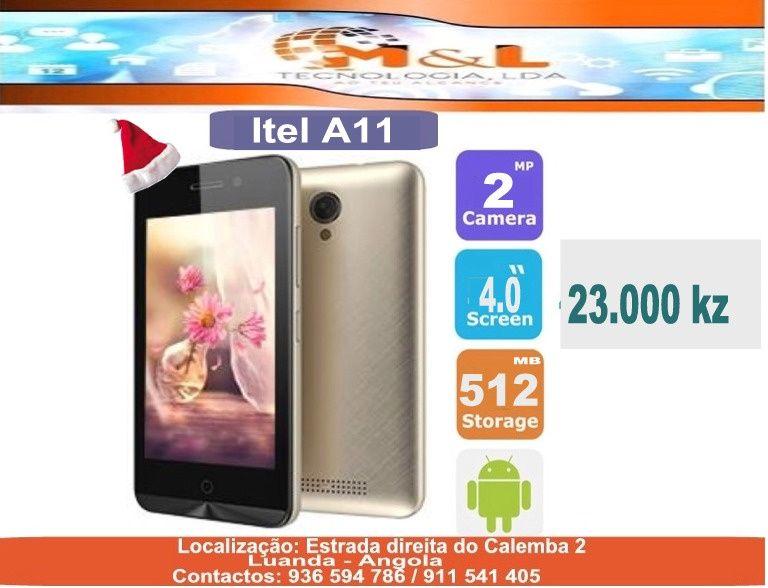Telemovel Itel A11 Novo original