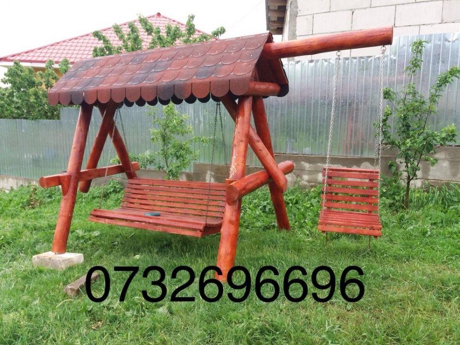Leganan / balansoar rustic