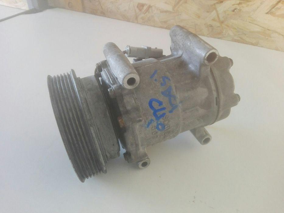 Compresor clima Renault clio 3 1.5 dci 2008 2012