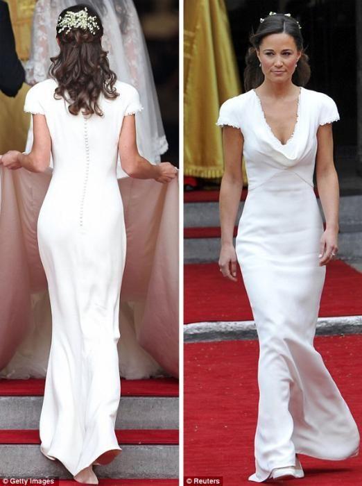 Rochie De Searamireasa Stil Vintage Gen Pippa Middleton Marimea