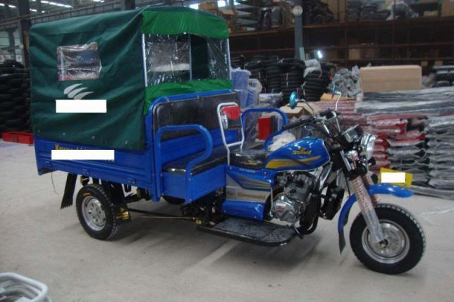 Mota e Moto de 3 Rodas Kupapata